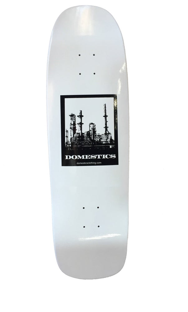 Image of MADE IN USA DOMEstics Factory Deck