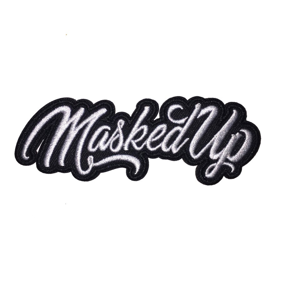Image of MASKED UP TAG - PATCH