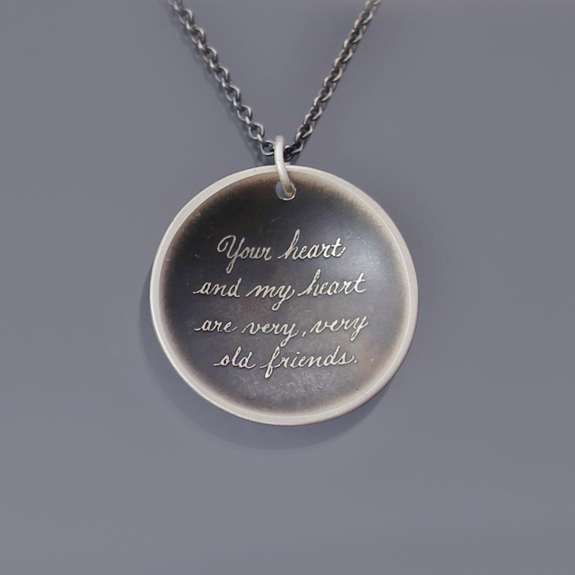 quotes lisa hopkins design u sterling silver friendship quote