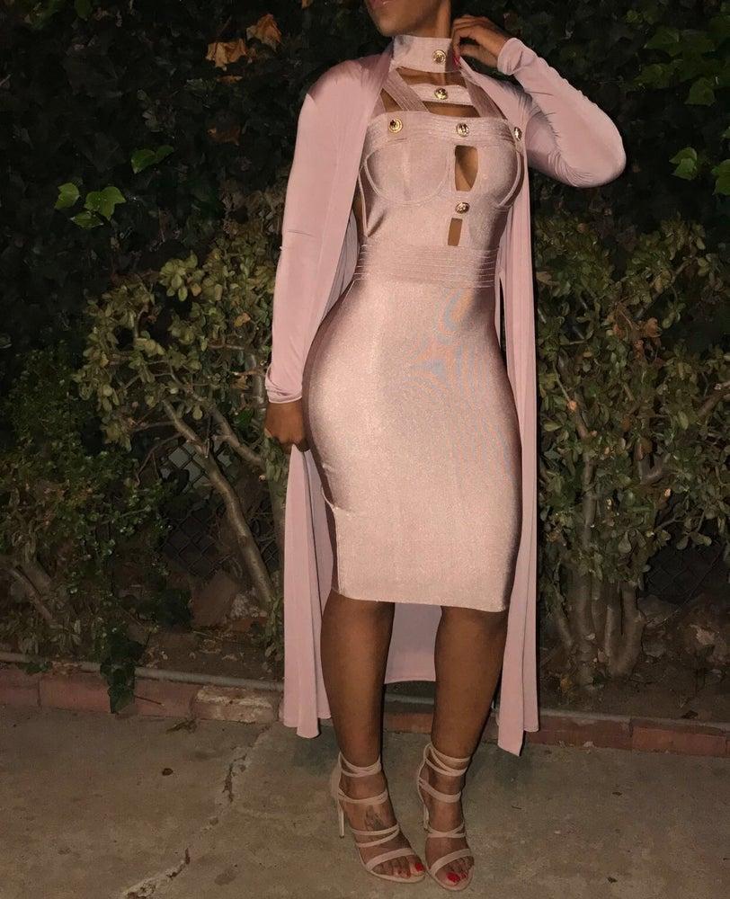 Image of Nelly Bandage Dress