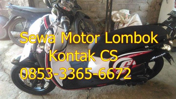 Image of Rental Motor Terbaik Dan Murah Di Lombok