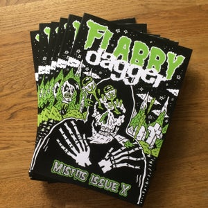 Image of FLABBY DAGGER ISSUE X MISFITS