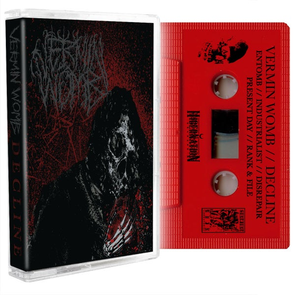 Image of Vermin Womb - Decline Cassette