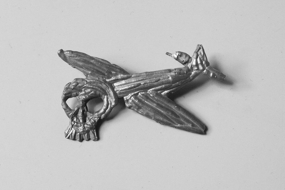 Image of Aviophobia Pin