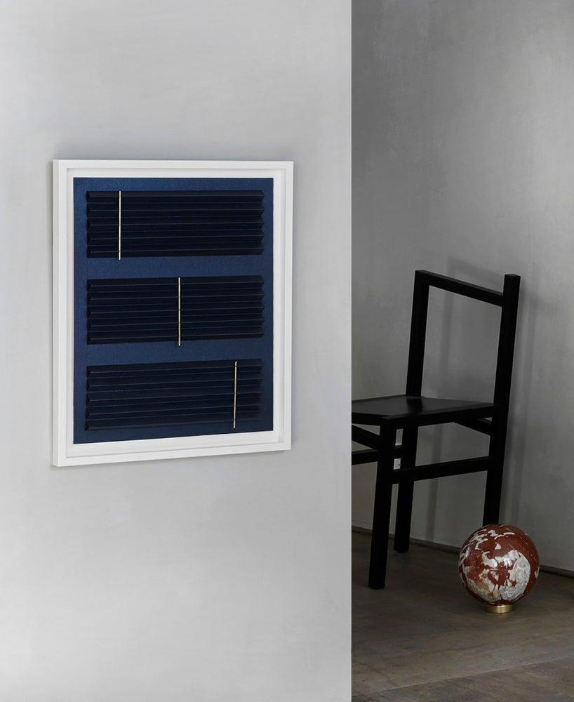 Image of Folded · Blue