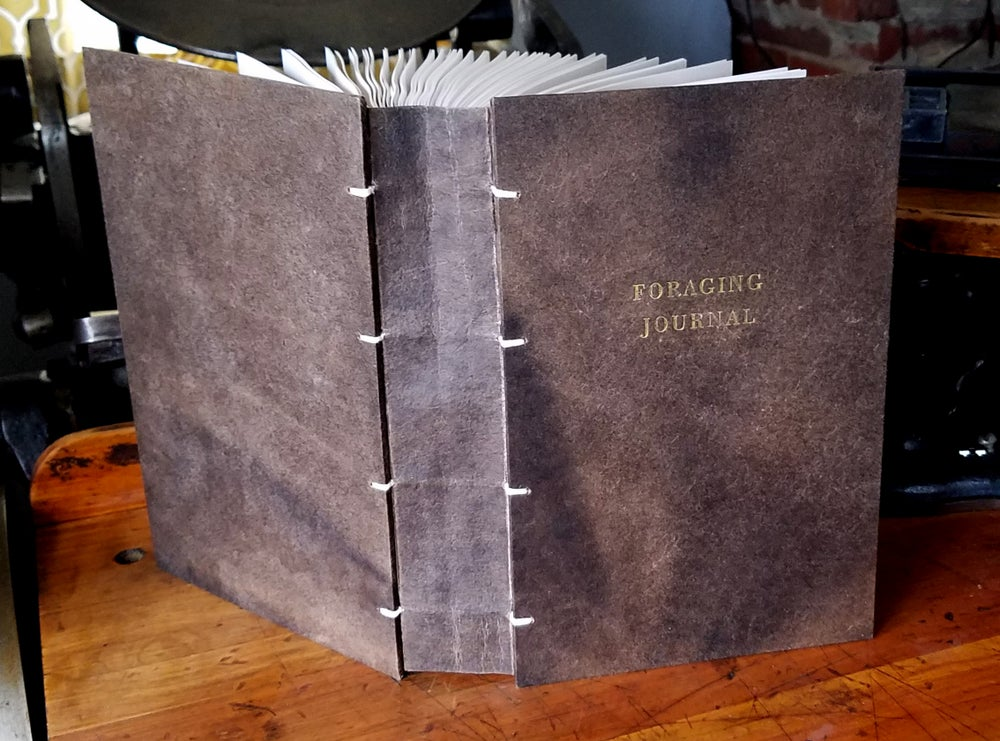 Image of Foraging Journal