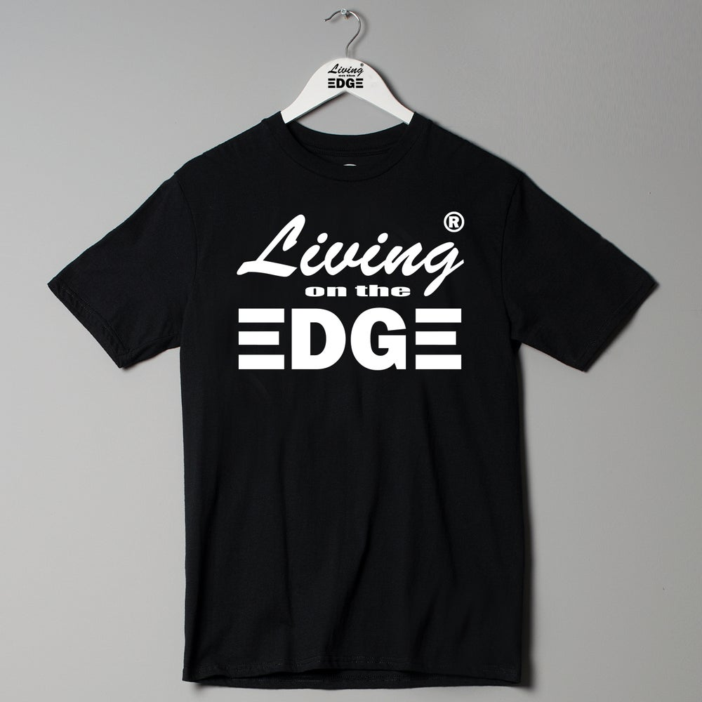 Image of Premium T shirt by Living on the edge urban designer street wear fashion