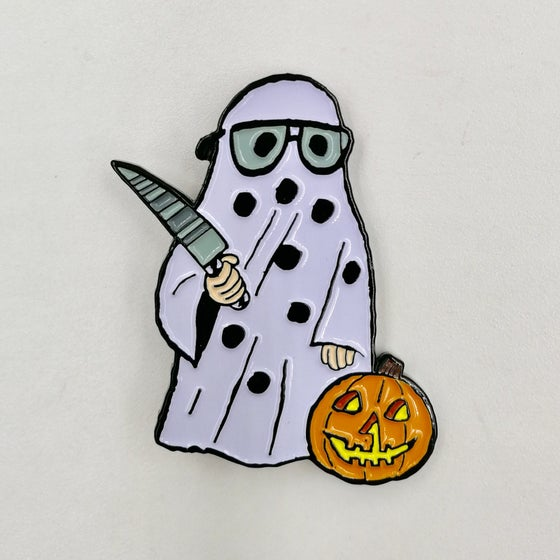 "Image of ""The Great Boogeyman"" Enamel Pin"