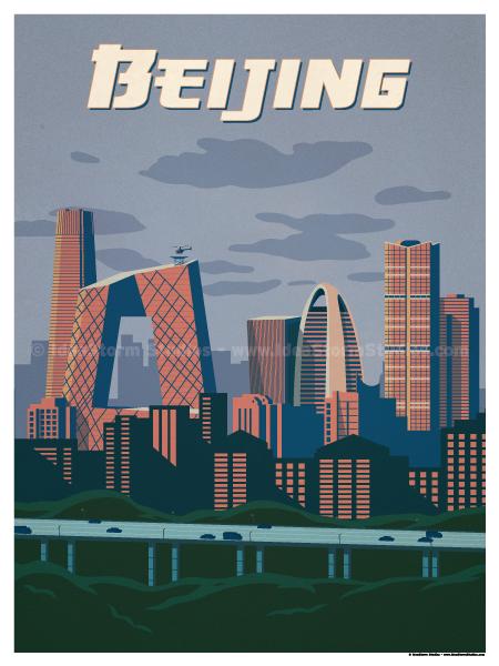 Image of Beijing Poster