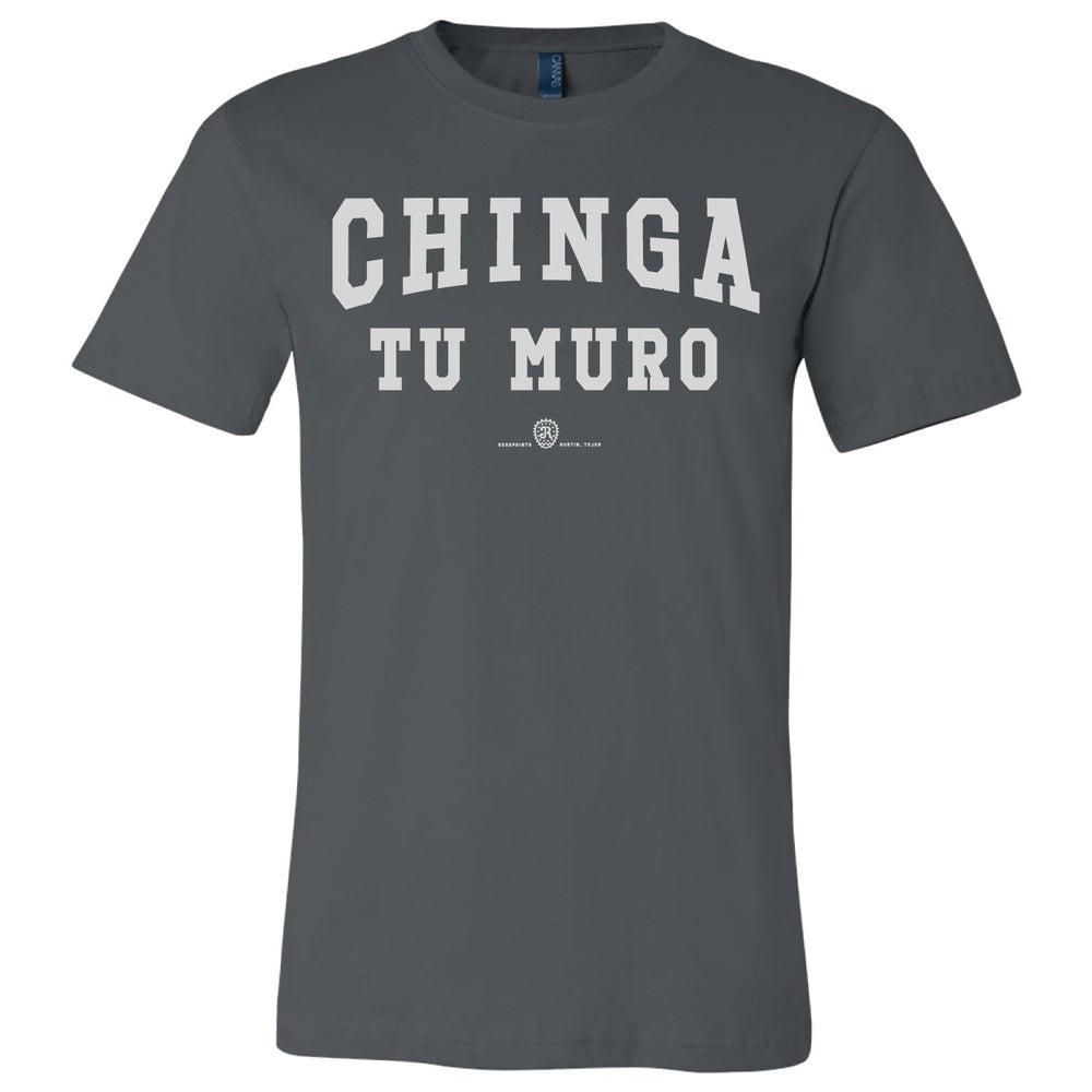 Image of CHINGA TU MURO - 2
