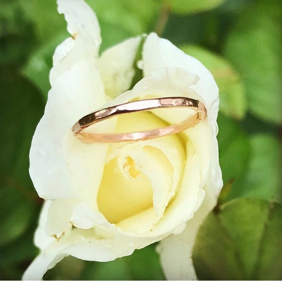 Image of Tiny Gold Ring