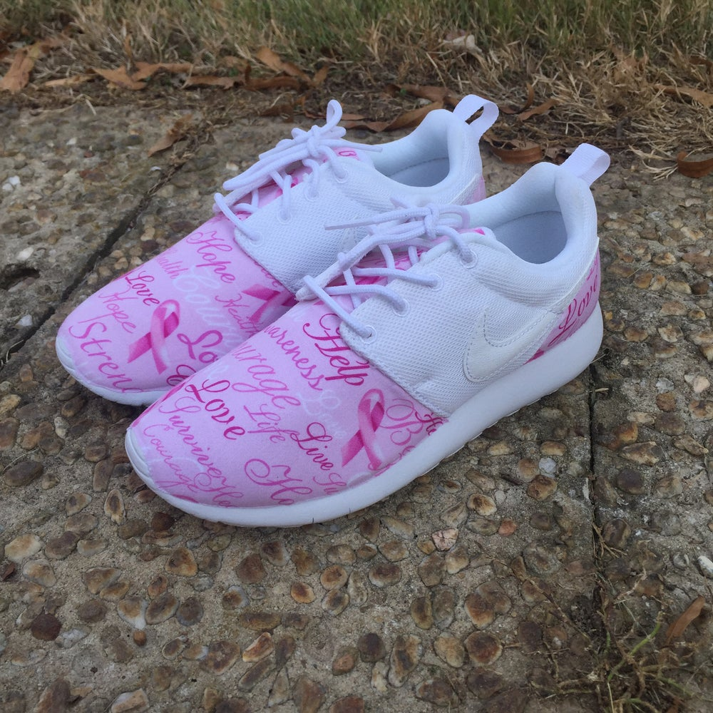 "Image of Custom Nike Roshe One ""PINK"""