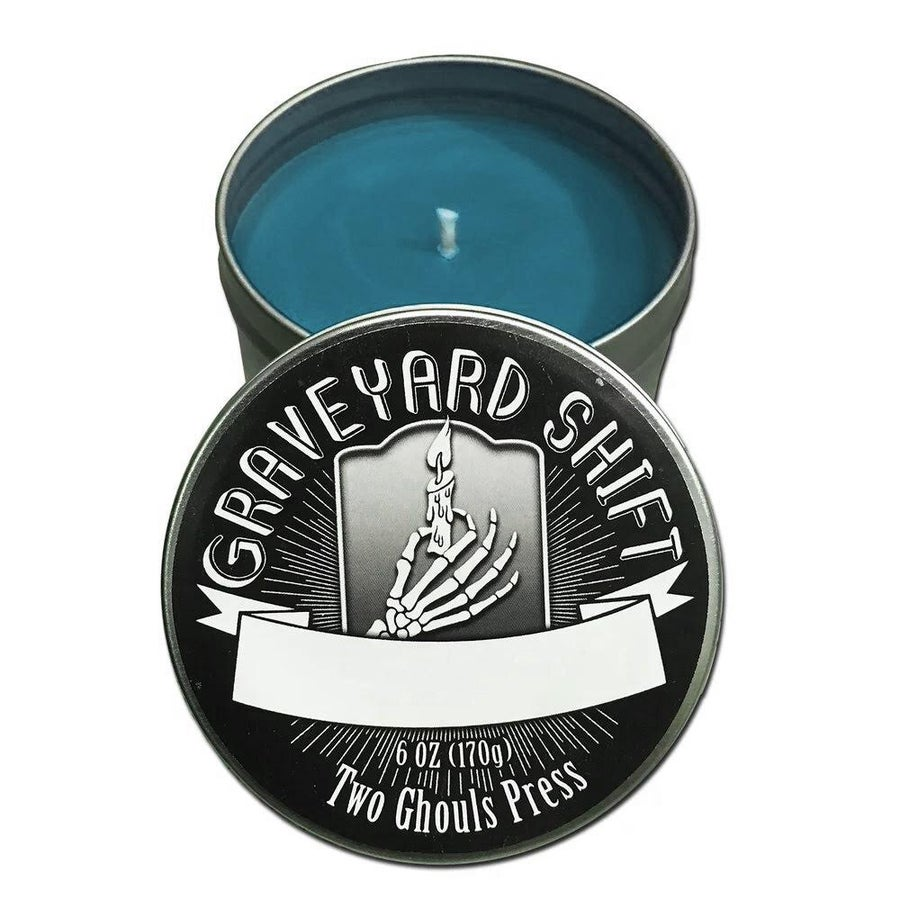 Image of Graveyard Shift - Small Candle