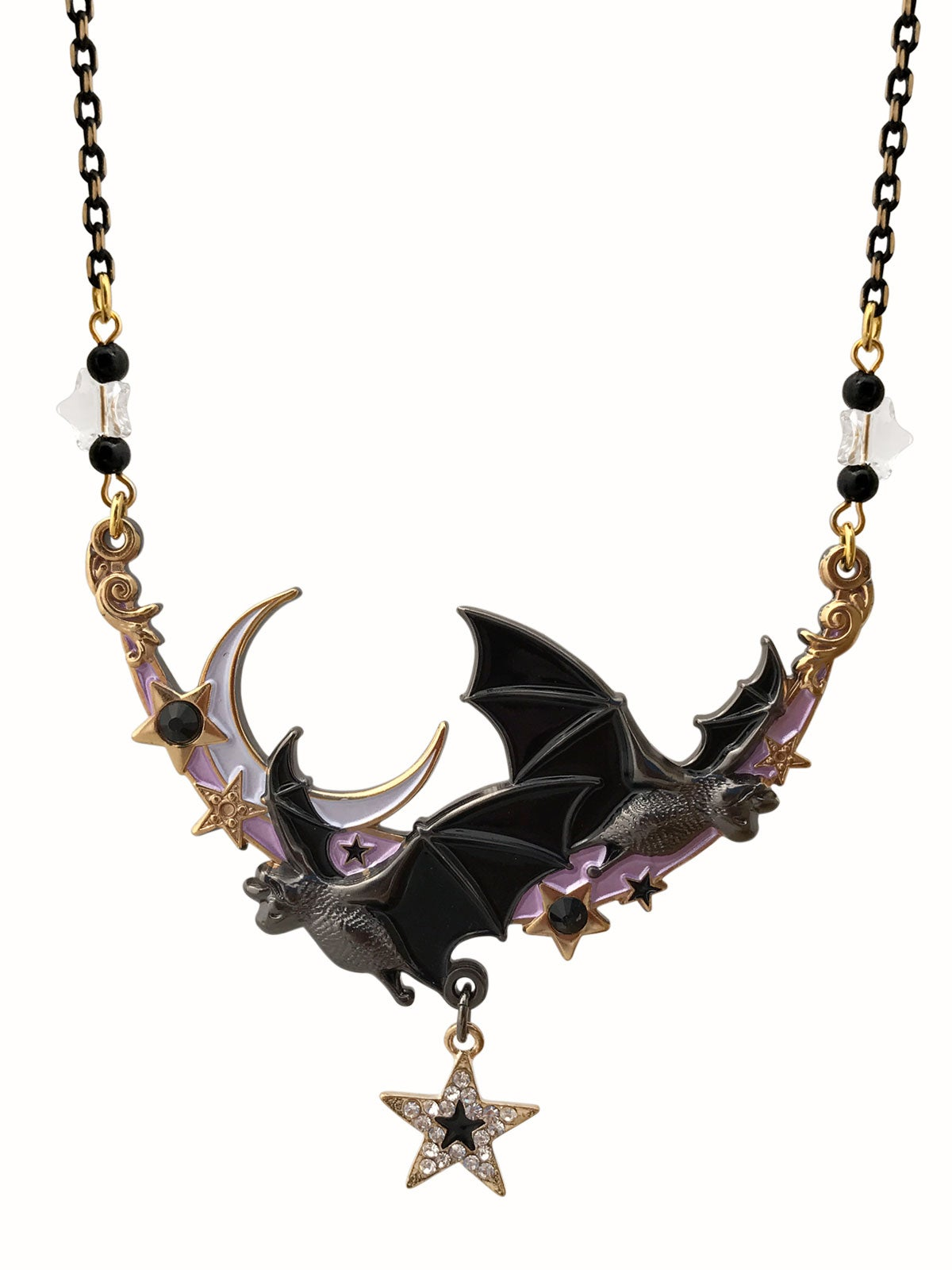 Image of Night Flight Necklace • Lavender