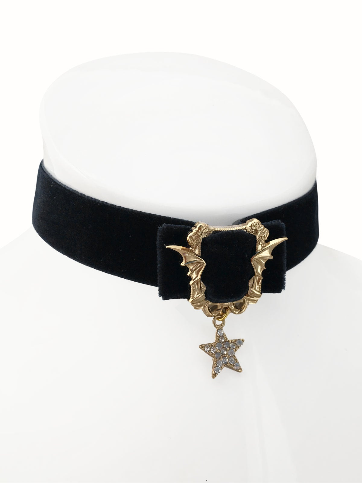 Image of Sweet Nightmares Choker • Black