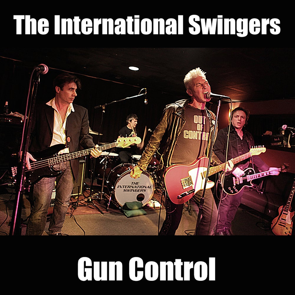"Image of 'Gun Control' 7"" Vinyl Single"