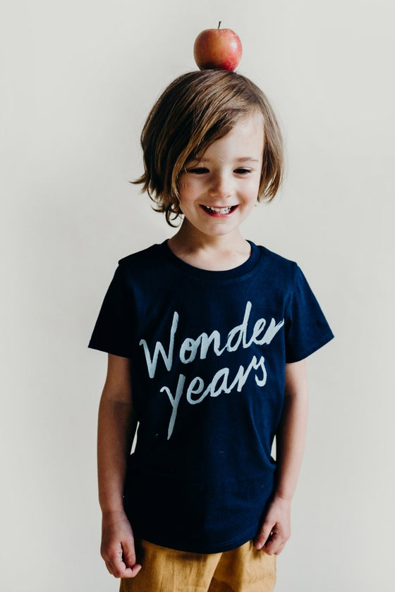 Image of Wonderyears T-shirt