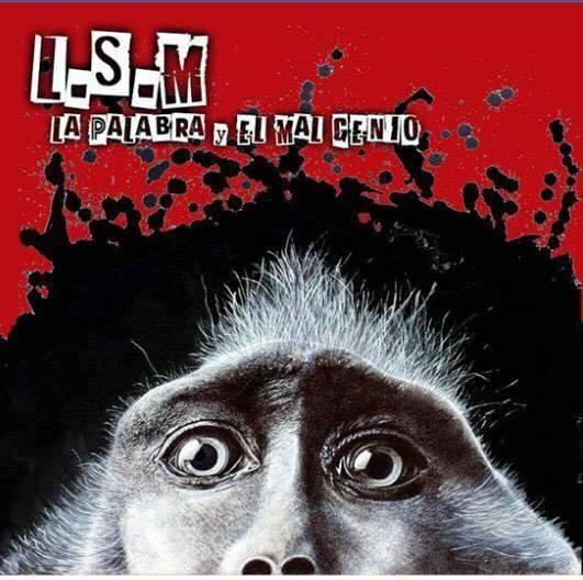 """Image of L.S.M  """"  La Palabra y el Mal genio """""""
