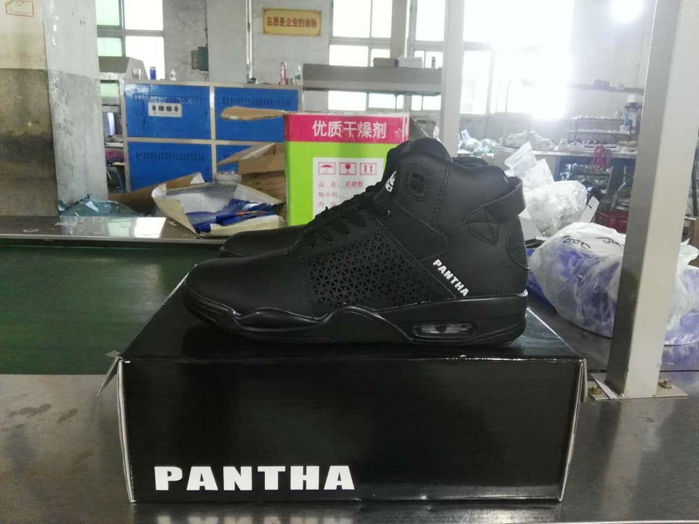 Image of Official Branded Pantha-Wear™ Sneakers