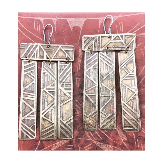Image of Shoji Earrings