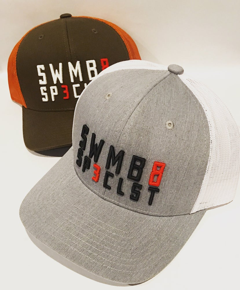 Image of SWMB8 SP3CLST Trucker cap