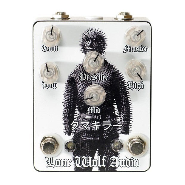 Image of クマキラー  ODS100 Preamp distortion pre order