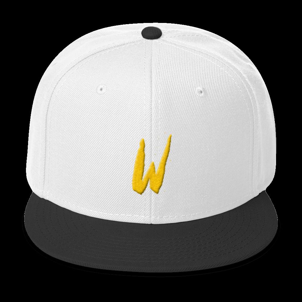 """Image of """"W"""" Logo Snapback Hat"""