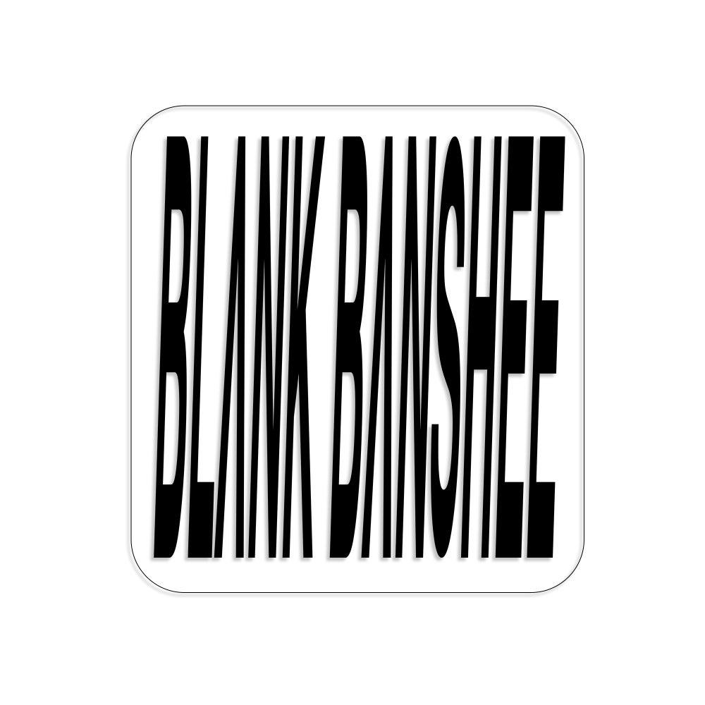 Image of Transparent Blank Banshee Sticker