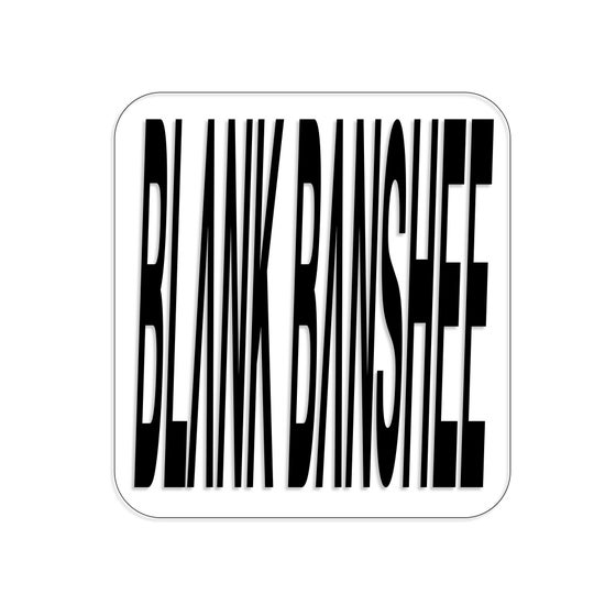 Image of Transparent Blank Banshee Sticker