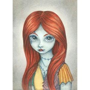 Image of Sally 4x6 print