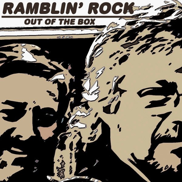 "Image of Ramblin' Rock EP (CD) ""Out Of The Box"""