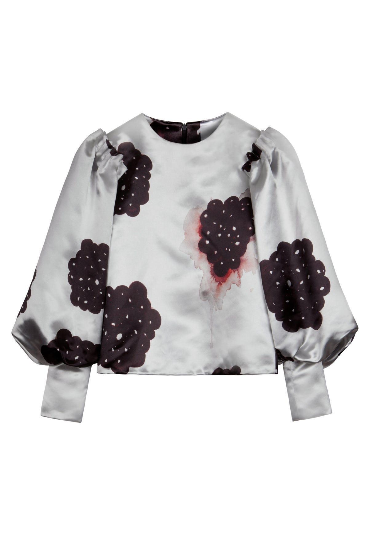 Image of Silver Bleeding Berry Top