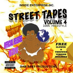 Image of Bam's Street Tapes Volume 4
