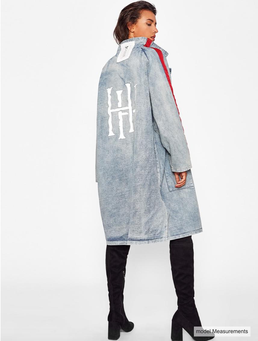 Image of H Demim Jacket