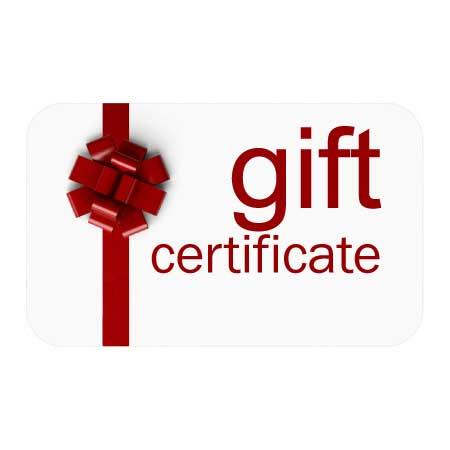 Image of Digital Gift Certificate