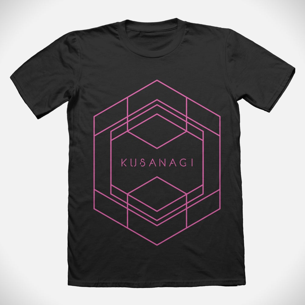 Image of Kusanagi AEON T-Shirt (Black)