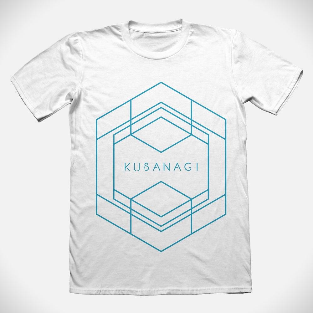 Image of Kusanagi AEON T-Shirt (White)