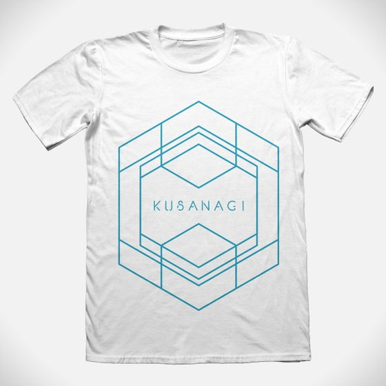 Image of Kusanagi AEON T-Shirt (White)