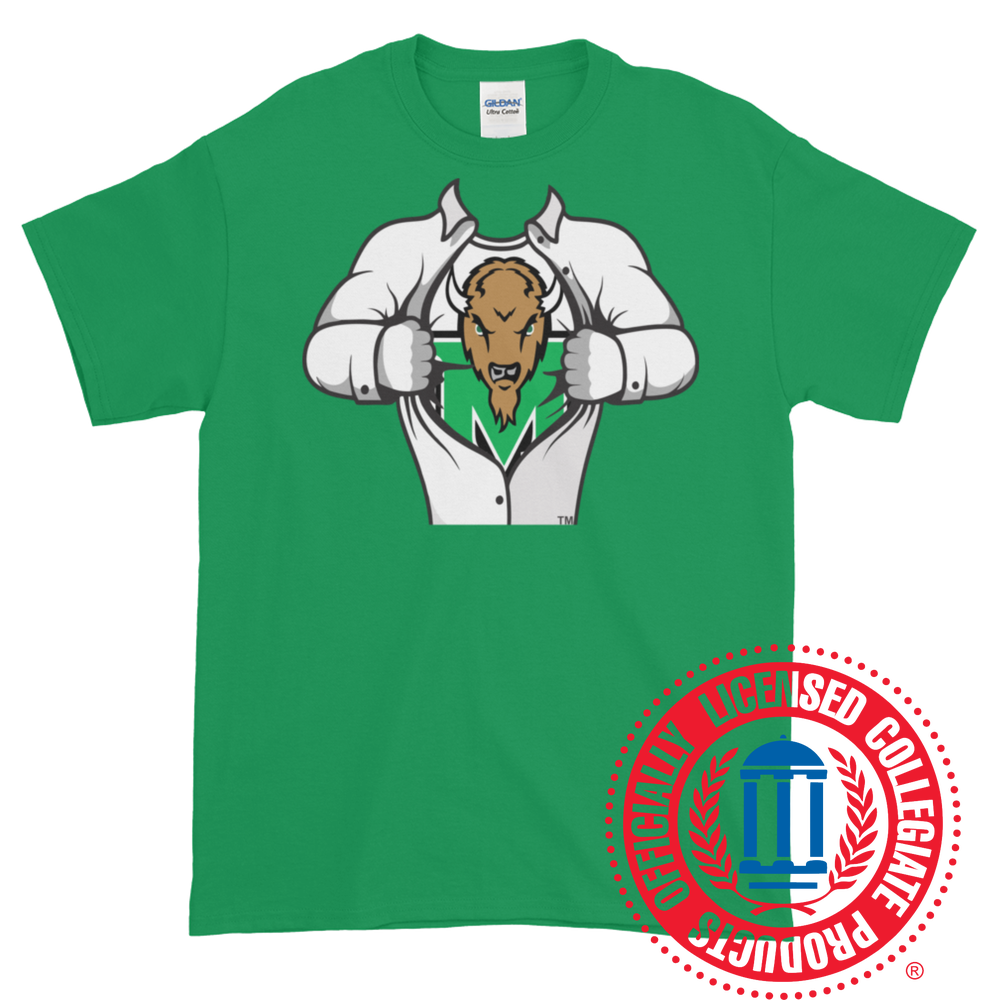 Image of Marshall University™ Superhero T-Shirt (Multiple Colors Available)