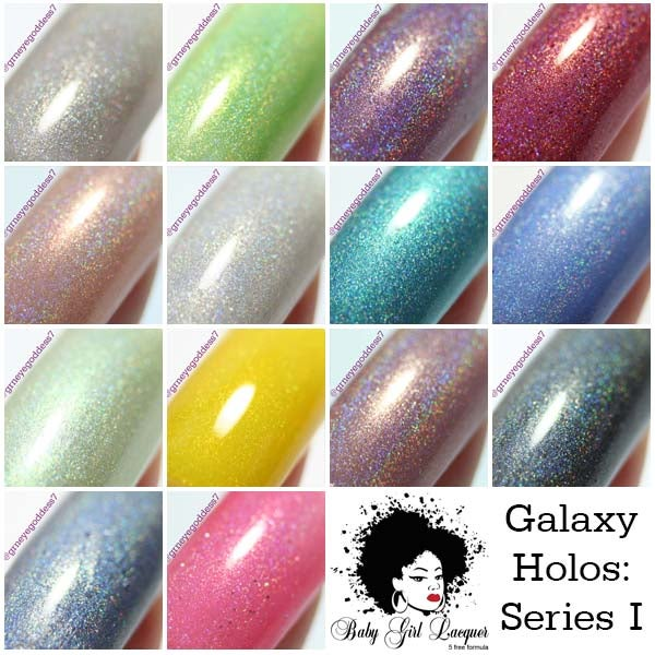 Image of Galaxy Collection: Series I (2013)