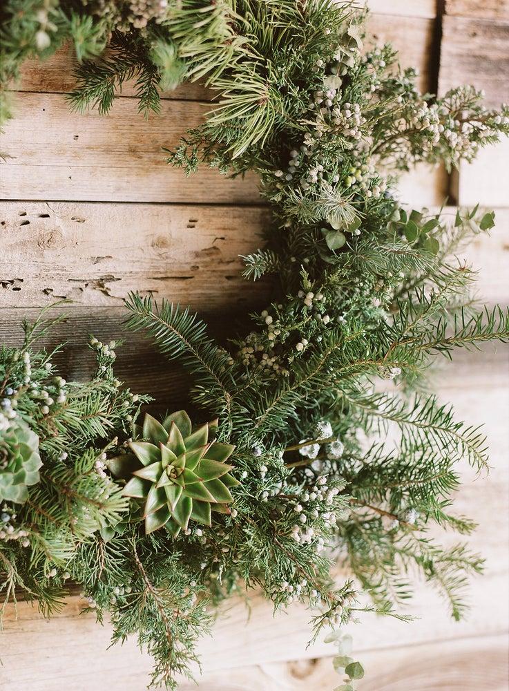 Image of Holiday Wreath Making