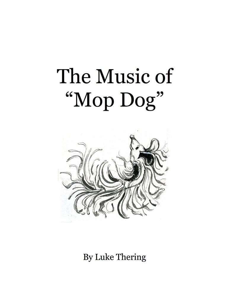 """Image of The Music of """"Mop Dog"""""""