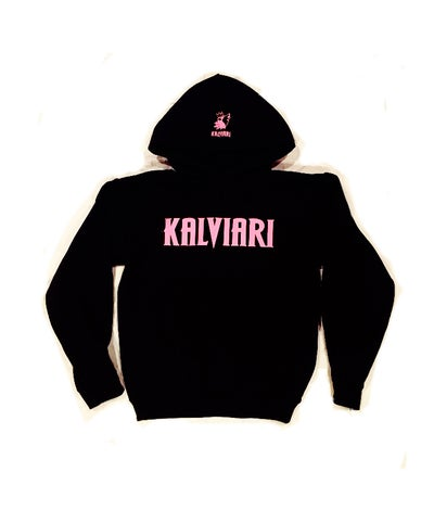 """Image of KALVIARI SAMO WOLF MENTALITY PULLOVER HOODIE """"VICTORIOUS"""" EDITION"""