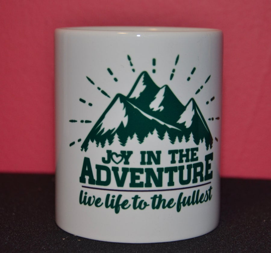Image of Joy In The Adventure Mug