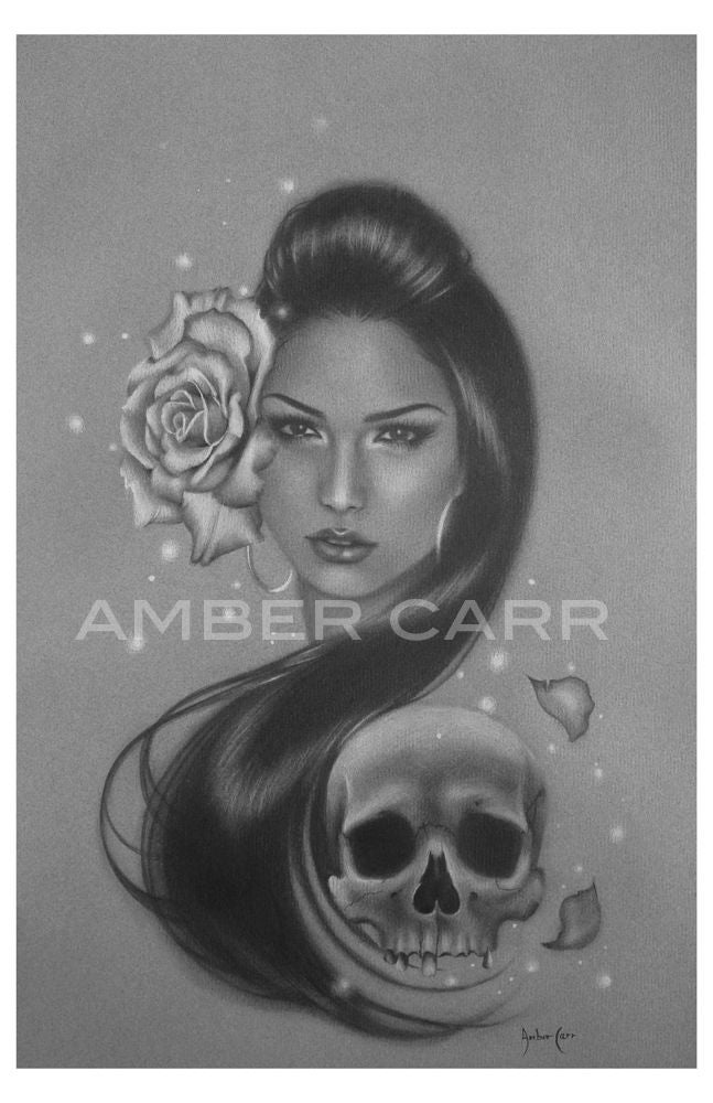 "Image of ""Chola"" 11"" x 17"" print"