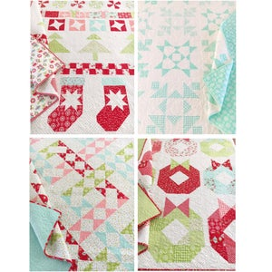 Image of Vintage Holiday Pattern Bundle