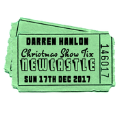 Image of Darren Hanlon - NEWCASTLE - SUNDAY 17th DEC - $25