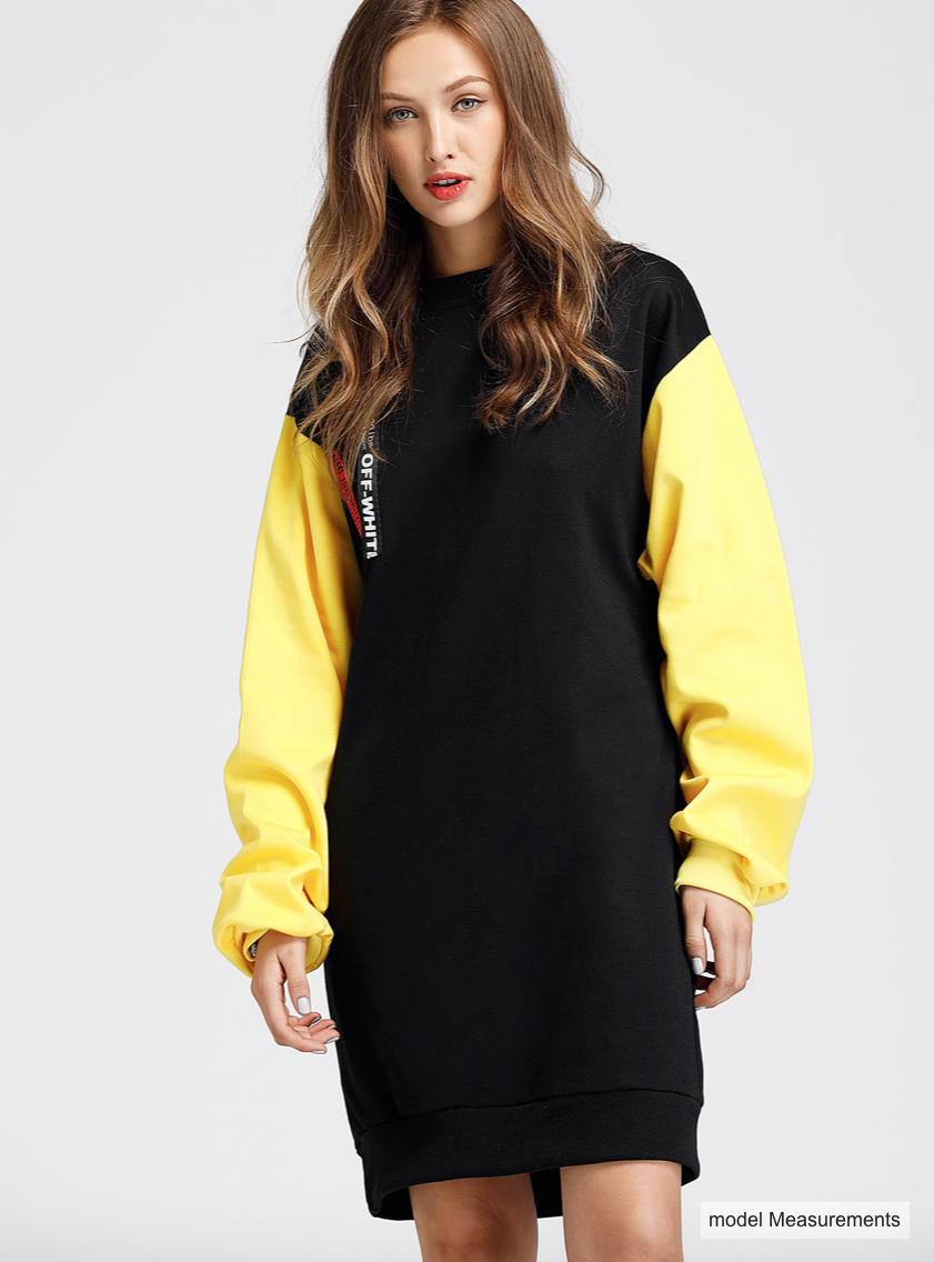 Image of Bumble with the B Sweat Dress