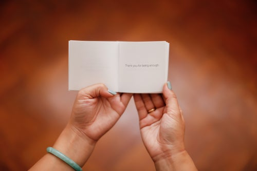 Image of Be Great(ful) - a little book of affirmations