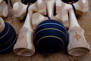 Image of Jarod Mod Bamboo - Black